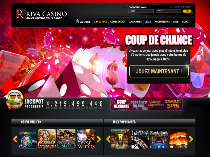 Casino Riva Deutsch