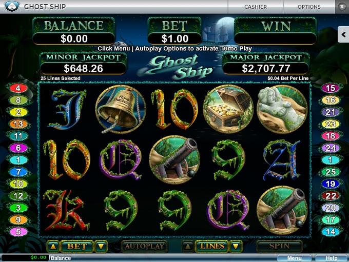 Silver Oak Casino Instant Play