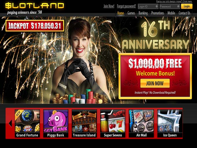Slotland Casinos Online - 35+ Slotland Casino Slot Games FREE