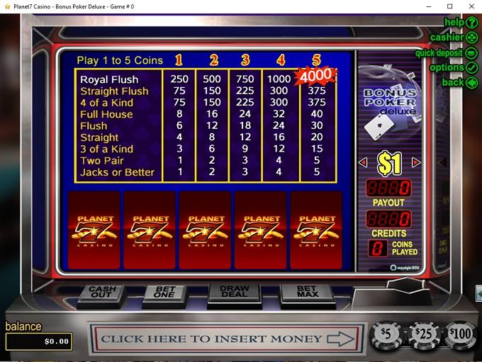 Planet 7 Casino Scam