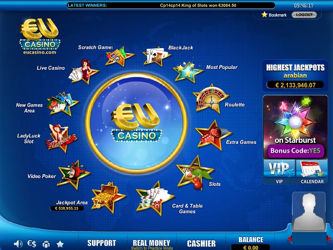 online casino eu games casino
