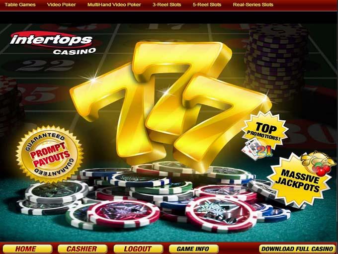 Intertops Red Casino Review – Intertops Online Casino
