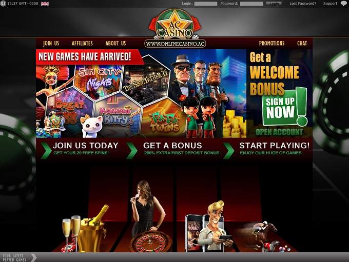 Ac Casino Review Online