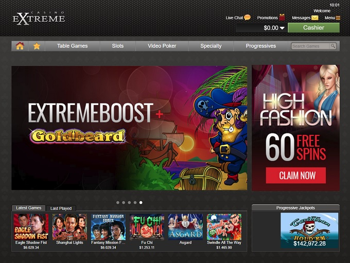 Casino Extreme Promotions