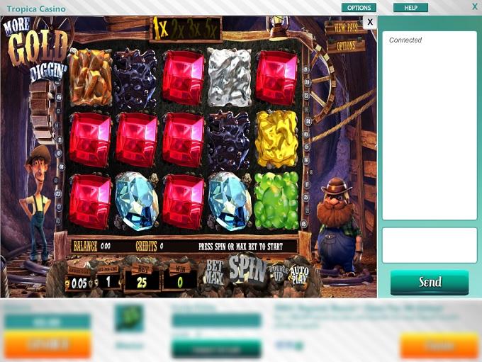 Tropica Online Casino