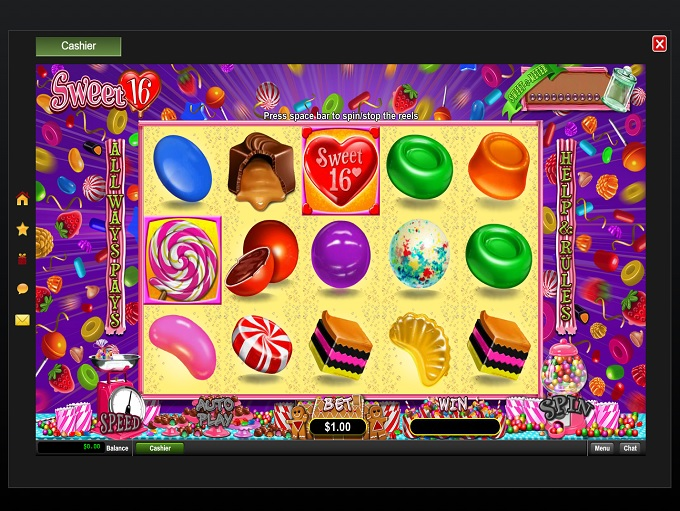 Online Casino Spin