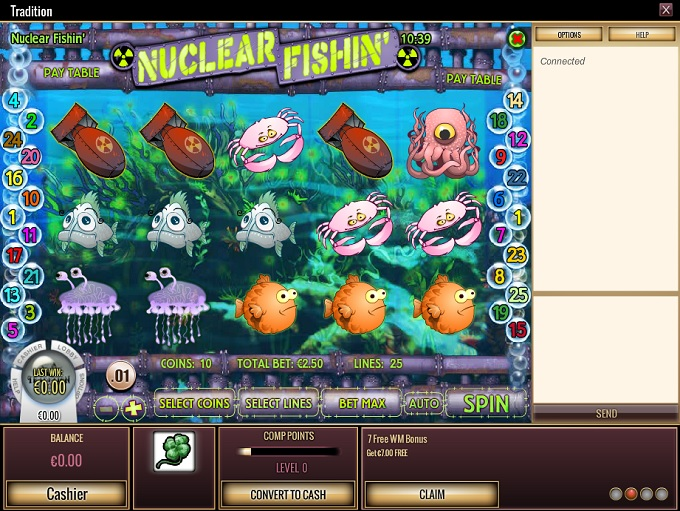 tradition casino online