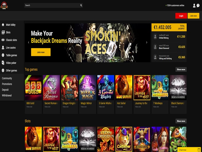 Casino Moons Review – Online Casino Review