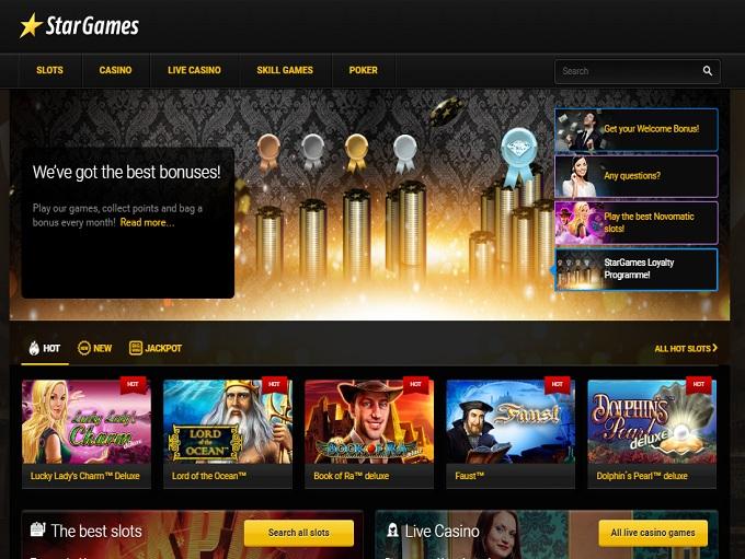 stargames online casino twist game login