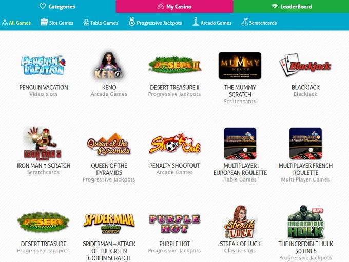 Windows Casino Online