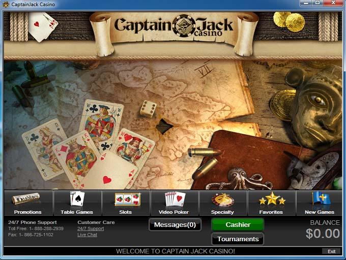 Captain Casino
