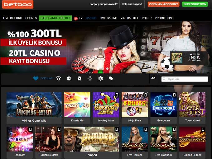 betboo Casino Online Casino Review