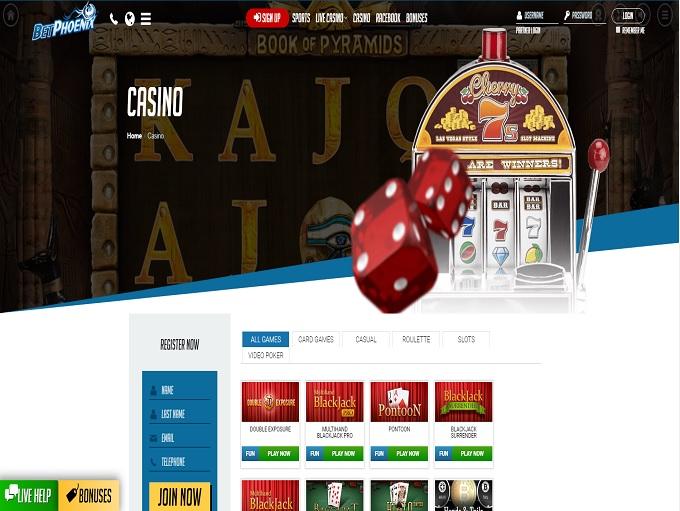 online casino free bet casino game com