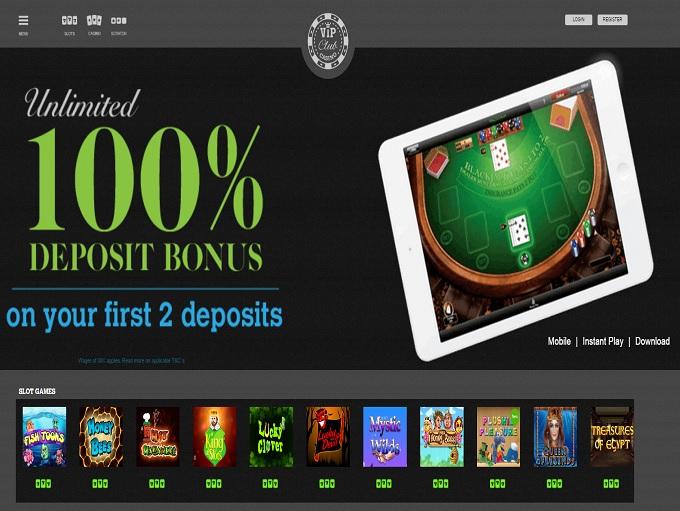 casino club vip legend