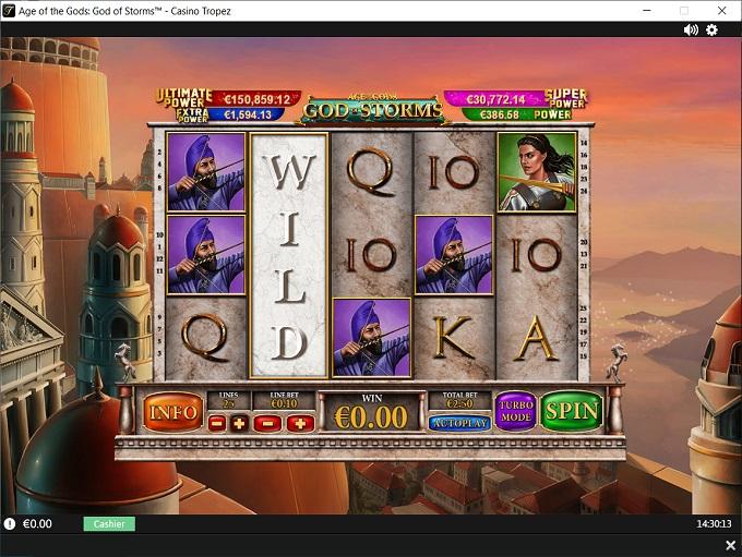 Topez Casino