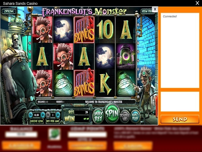 Sahara Sands Casino Review – Online Casino Reviews