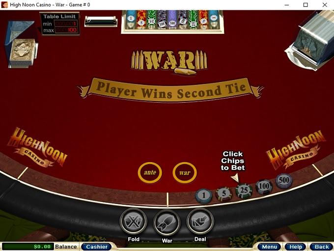 high noon casino bonus code 2019