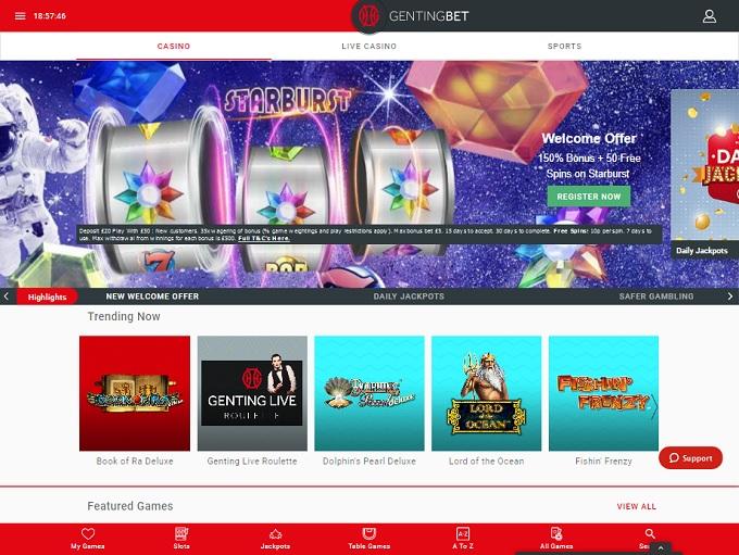 GentingBet Casino