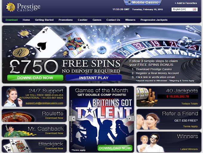 Casino Prestige