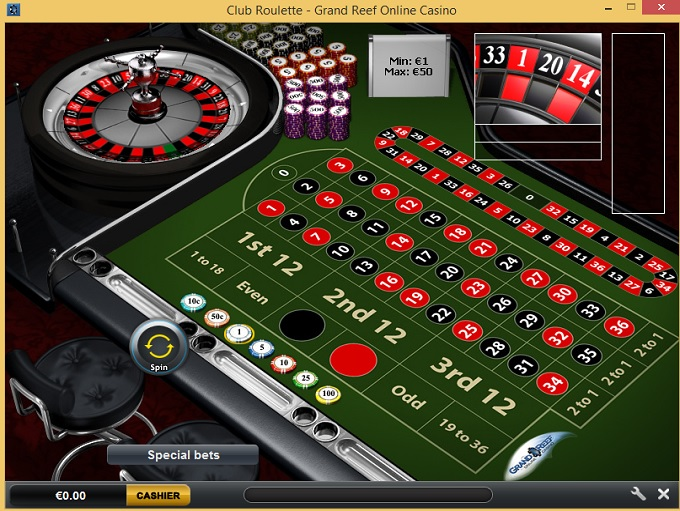 Grand Reef Casino Review Is this A Scam/Site to Avoid
