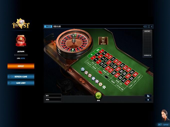 Online Casino Twist