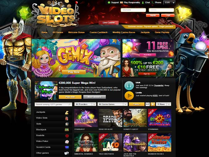 video slots online casino online casion