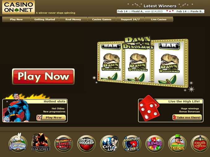 casino on net free