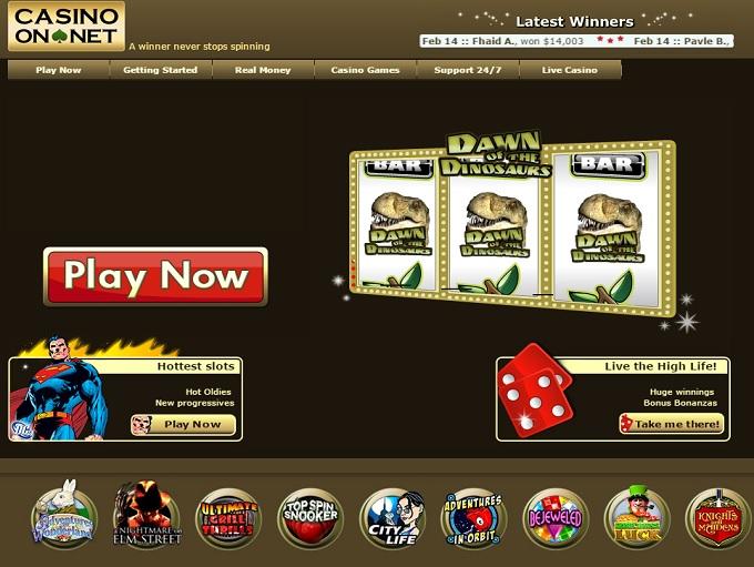 Casino On Net Free