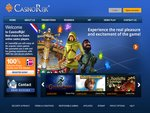 CasinoRijk Home Page