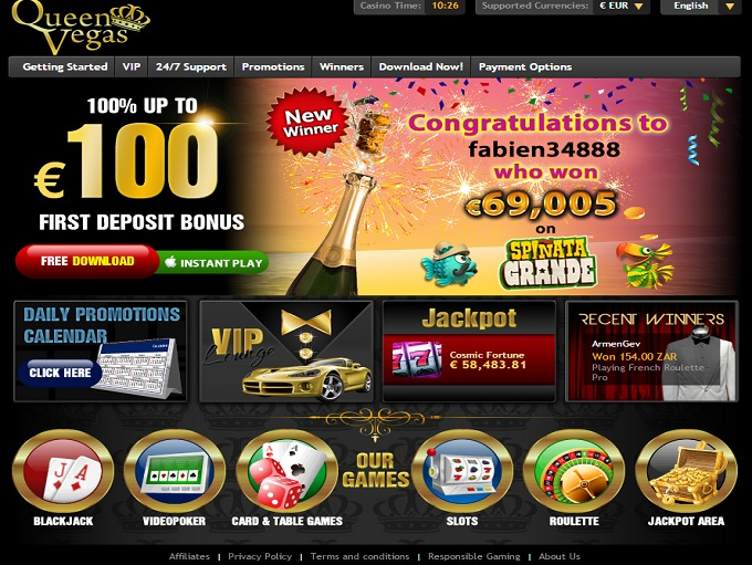 casino las vegas online river queen