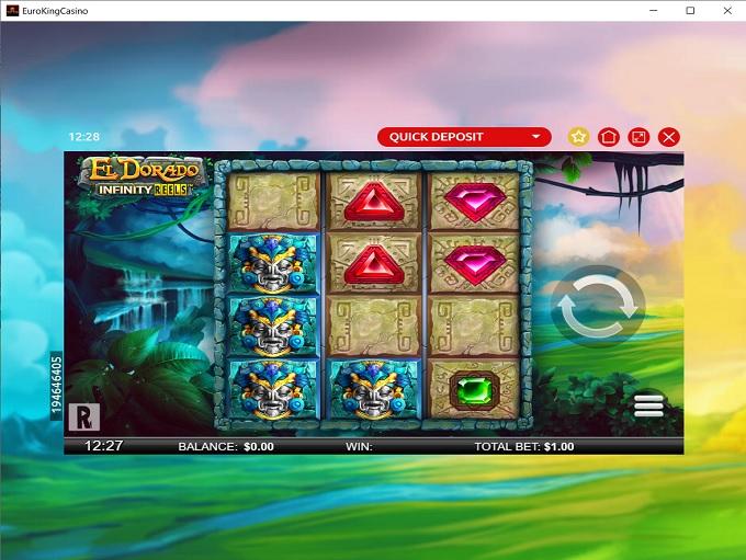 Euroking Casino Bonus Code