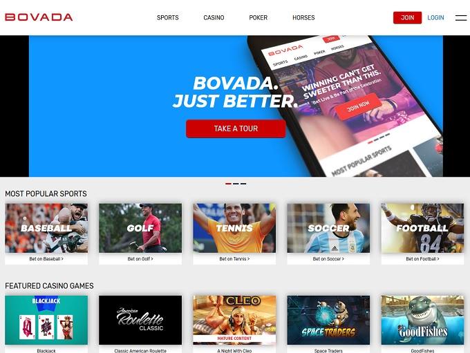 Bovada free online casino games