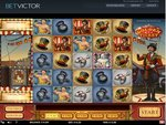 BetVictor Casino Home Page