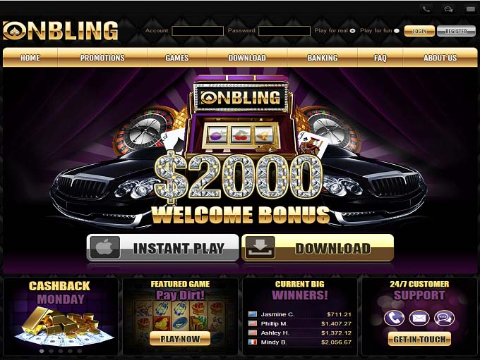Onbling Casino