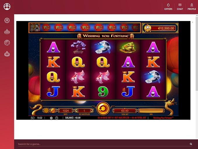 Cherry Casino Free Play