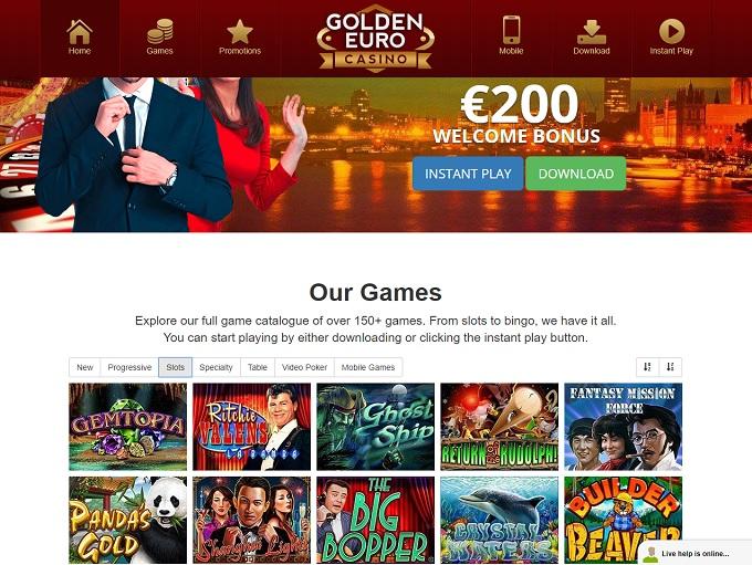 Casino Euro Online