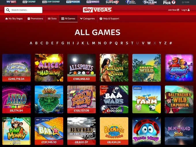 Free casino net games