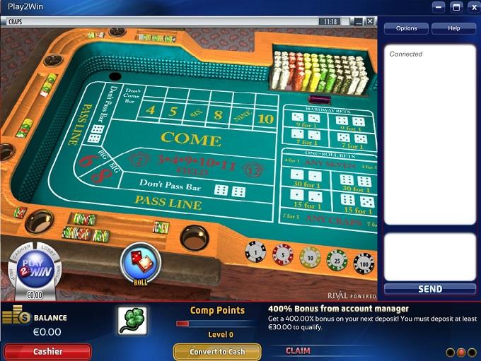 Play 2 Win Casino