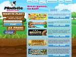 Moobile Games Home Page