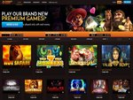 Sunset Slots Casino Home Page
