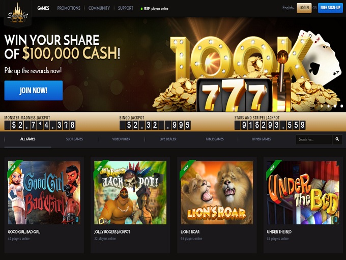 roulette online usa