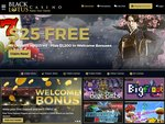 Black Lotus Casino Home Page