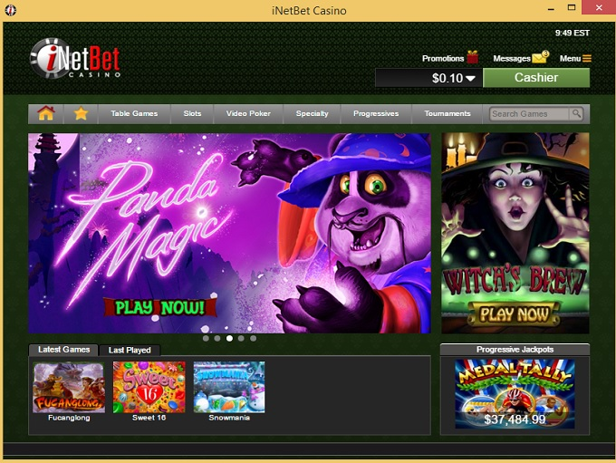 iNetBet Casino Review – Online Casino Reviews