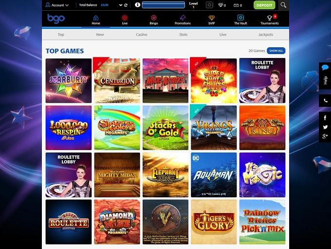 Bgo Casino Reviews
