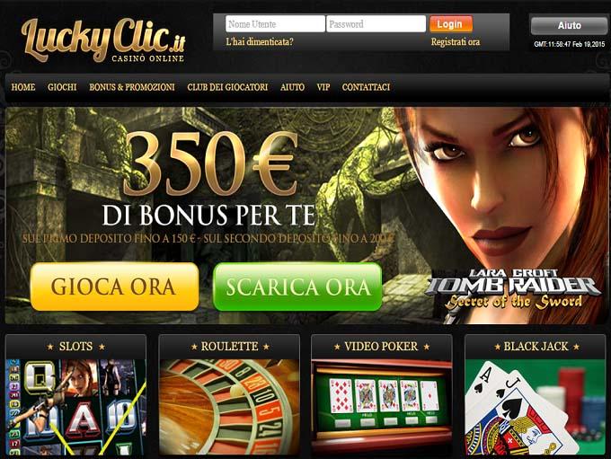luckyclic casino