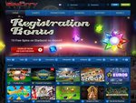 Sin City Casino Home Page