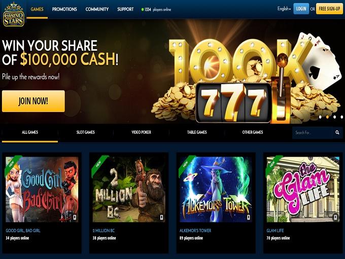 online casino nachrichten stars games casino