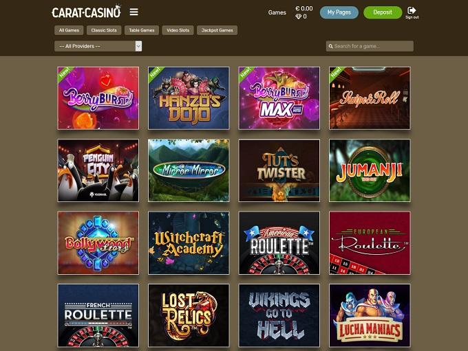 Carat Casino