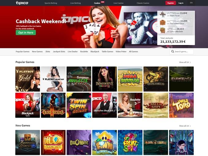 Tipico Online Casino Illegal