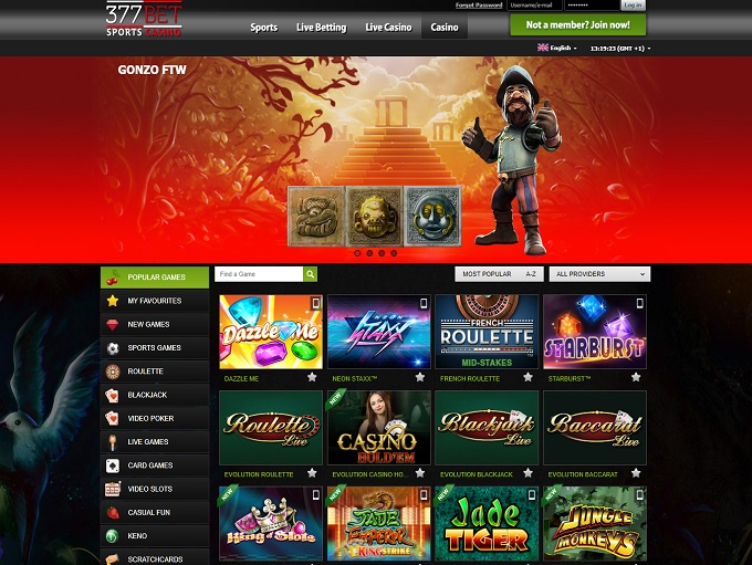 Casino top up by phone